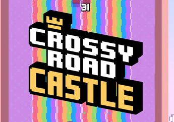 Game Crossy Road Castle Kini Sudah Bisa Dimainkan di Apple Arcade