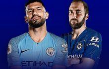 Jadwal Live 10 Februari 2019, Manchester City Vs Chelsea di RCTI