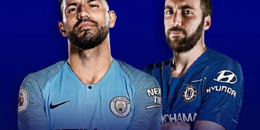 Jadwal Liga Inggris Malam Ini - Manchester City Vs Chelsea Live RCTI