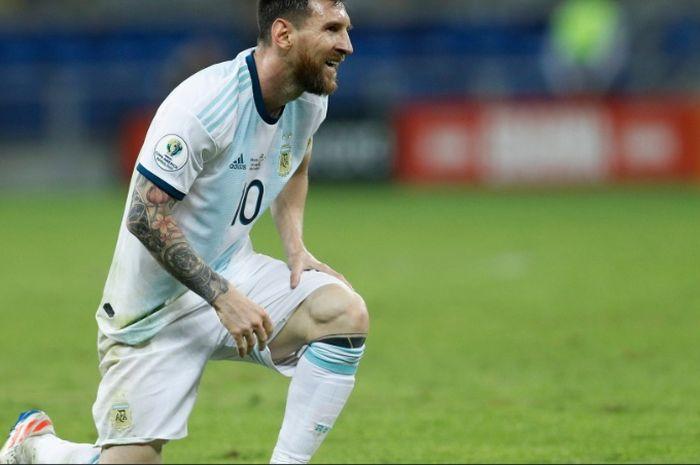 Megabintang Argentina, Lionel Messi, sempat mendapat ancaman dari Presiden Federasi Sepak Bola Palestina saat akan melawan Israel