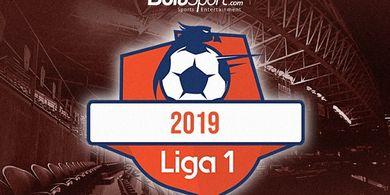 Klasemen Sementara Liga 1 2019, Persib Langsung di Papan Atas