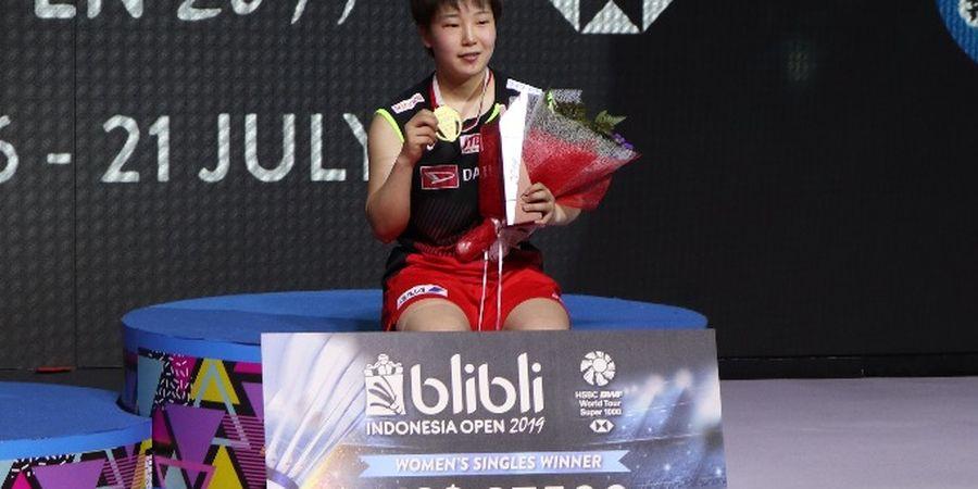 Akane Yamaguchi Belajar dari Kekalahan di Final Piala Sudirman 2019