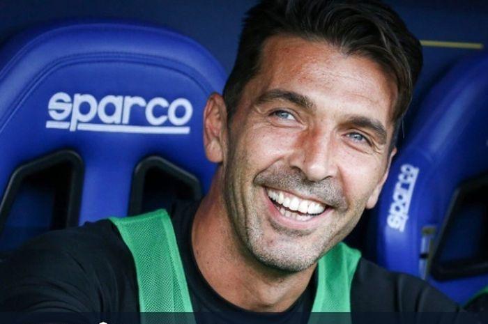 Kiper veteran Juventus, Gianluigi Buffon.