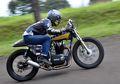 Motor Legendaris Yamaha XS 650 1975 Dari Bandung Ini Juara Kelas FFA