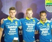 Diperkenalkan Persib Bandung, Tiga Pemain Asing Ucapkan Sambutan dalam Bahasa Sunda