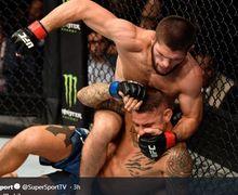 Beda dengan Khabib Nurmagomedov, Teknik Kuncian Petarung UFC Ini Hampir 'Membunuh' Seorang Fan