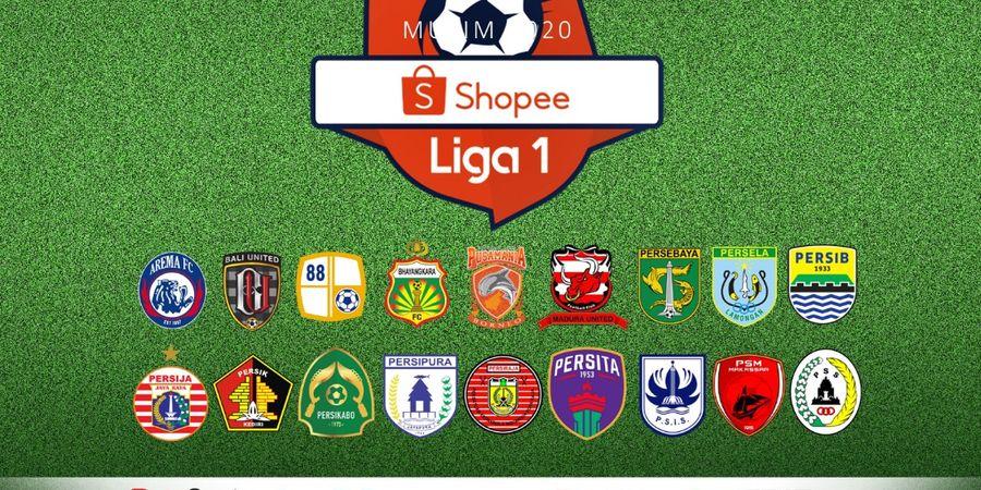 Link Live Streaming Persija Jakarta Vs Borneo FC, Pekan 1 Liga 1 2020
