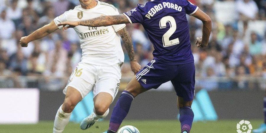 Hasil Liga Spanyol - Lepaskan 22 Kali Tembakan, Real Madrid Hanya Main Imbang Lawan Real Valladolid