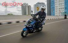 Nih Aksi Skutik Prancis di Indonesia, Tonton Video Test Ride-nya!