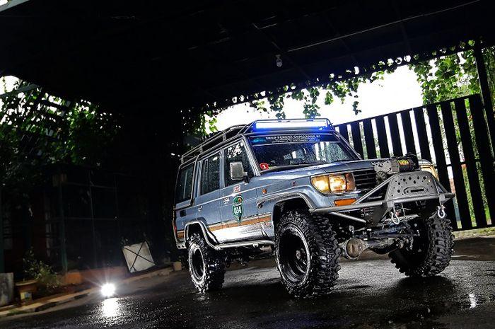 Toyota Land Cruiser II