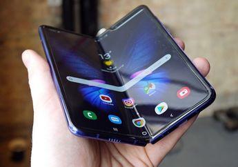 (Rumor) Pesan Layar Fold Samsung, Apple Persiapkan iPhone Foldable?