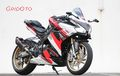 Video Honda CBR250RR Pakai Livery Helm Shoei Classic