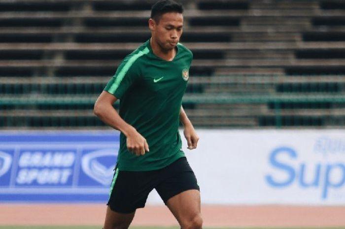 Bek timnas U-22 Indonesia, Andy Setyo