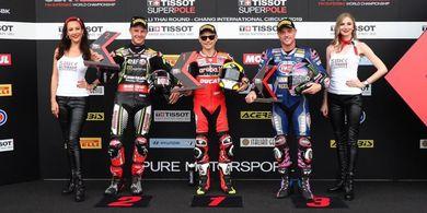 Rp 3,1 Miliar Menjadi Harga Setiap Kemenangan Alvaro Bautista Bagi Ducati