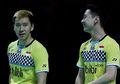 Hong Kong Open 2019 - Ada Kisah Menarik di Balik Kemenangan Marcus/Kevin Atas Huang Kai Xiang/Liu Cheng