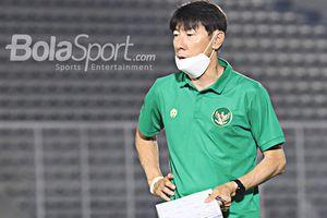Timnas Indonesia Peringkat ke-173 FIFA, Shin Tae-yong Heran: Harusnya Bisa di Angka 100