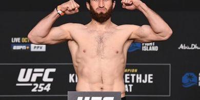 Hasil UFC Vegas 20 - Adu Grapling, Jagoan dari Kampung Khabib Masih Lebih Jago dari Musuhnya