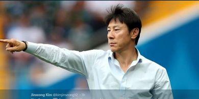 PSSI Jadwalkan Pertemuan dengan Shin Tae-yong di Malaysia