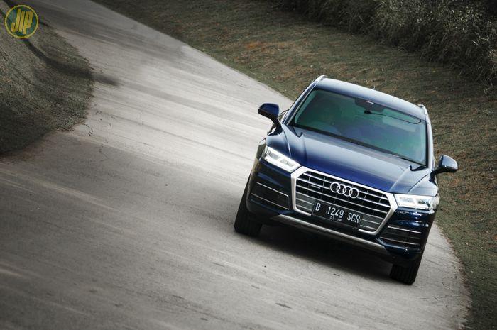 Handling Audi Q5 seperti sedan