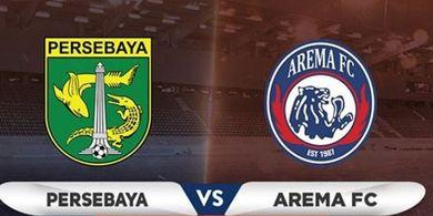 Skema Pengamanan Super Ketat Disiapkan pada Duel Persebaya Vs Arema FC