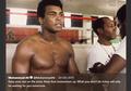 Anak Muhammad Ali: Ayah Saya Toleran dan Siap Mati untuk Islam!