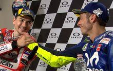 Jorge Lorenzo Beberkan Hubungannya dengan Valentino Rossi Dulu dan Kini
