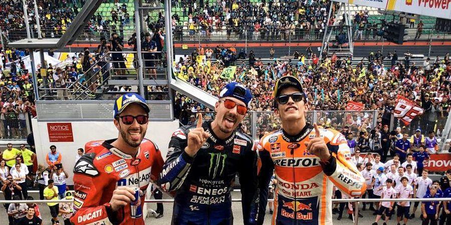 Update Klasemen MotoGP 2019 - Marquez Lewati Rekor Lorenzo, Vinales Geser Rins