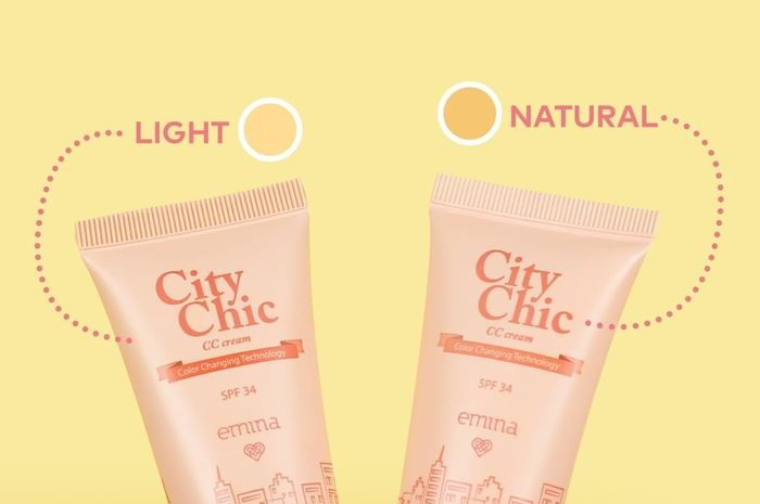 Emina City Chic CC Cream