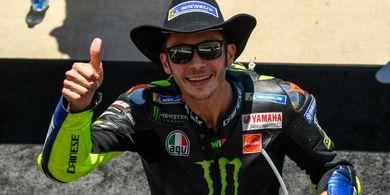 Fokus Rossi di MotoGP 2019 Tidak Berubah Sama Sekali