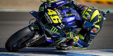 Valentino Rossi soal Penampilannya di MotoGP Republik Ceska 2020: Senang tetapi Kecewa