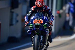 MotoGP Belanda 2021 – 2 Faktor Kunci yang Buat Fabio Quartararo Ganas Bareng Yamaha