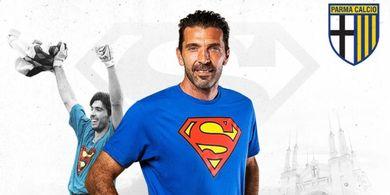 Ogah Dinomorduakan, Alasan Gianluigi Buffon Tolak Tawaran Barcelona