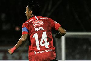 Melbourne Victory Vs Bali United,  Fadil Sausu Tak Terpengaruh Tekanan Fan Tuan Rumah