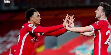 LINK LIVE STREAMING Liverpool vs Midtylland - Menjajal Jawara Denmark