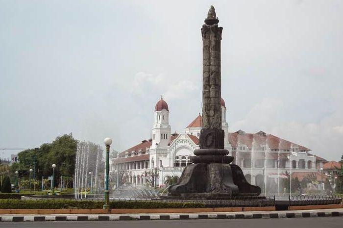 Tugu Muda, Kota Semarang.