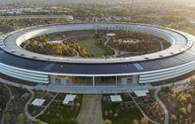 Apple Park Bernilai Rp56 Triliun, Termasuk Bangunan Termahal di Dunia