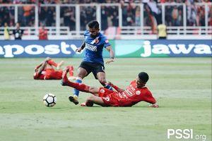 Kemenangan 1-0 Persija atas PSM Sudah Cukup bagi Julio Banuelos