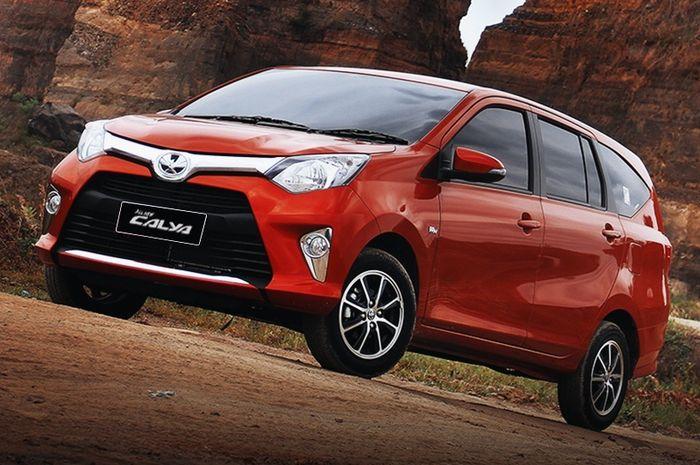 Mulai Rp 132 Jutaan Nih Daftar Harga Toyota Calya Per Mei 2018 Gridoto Com