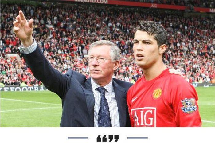 Gerard Houllier mengungkapkan dua alasan mengapa Liverpool bisa kalah dari Manchester United saat merekrut Cristiano Ronaldo.