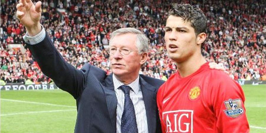 Bela Cristiano Ronaldo, Sir Alex Ferguson Pernah Hampir Baku Hantam dengan Wartawan