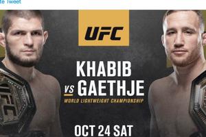 Justin Gaethje: Khabib Pikir Dia Tak Terkalahkan dan Itu Salah Besar