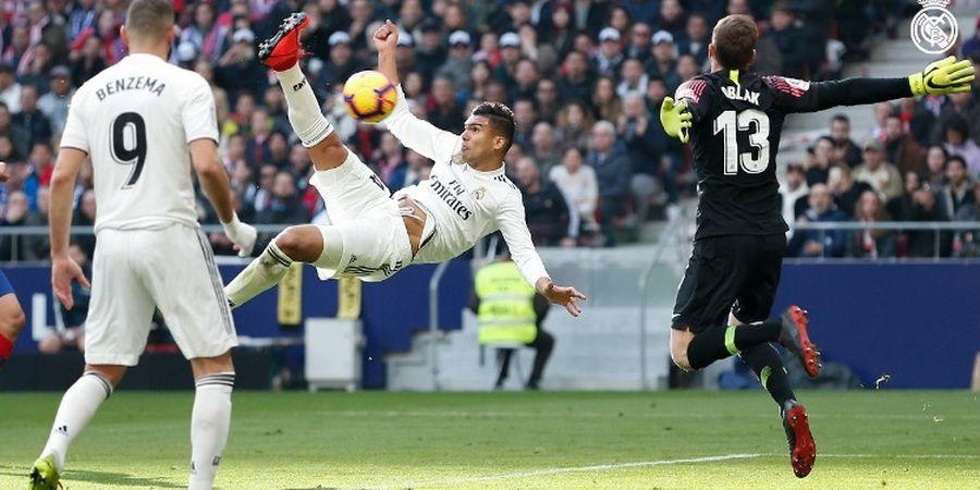 Live Streaming RCTI Ajax Vs Real Madrid - Los Blancos Sedang Kukuh