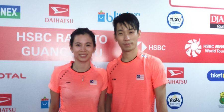 Usai BWF World Tour Finals 2019, Ganda Campuran Malaysia Ini Diterpa Kabar Buruk