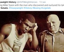 Mike Tyson Ulang Tahun, Ini 5 Momen Paling Menyedihkan Si Leher Beton