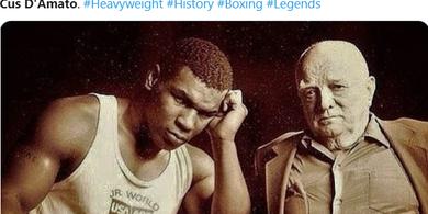 Misteri Mike Tyson, Mengapa Tidak Ada yang Tahu Siapa Ayah Kandungnya?