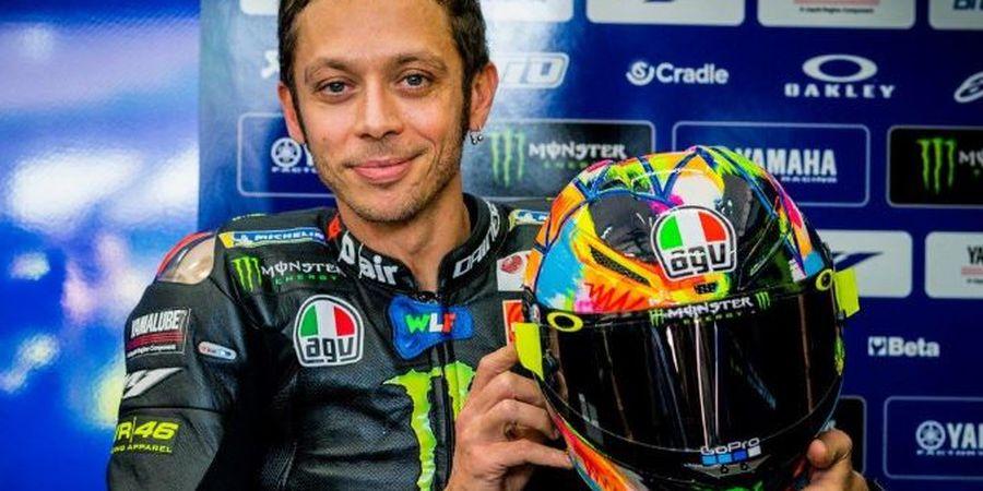 Ulang Tahun ke-40, Valentino Rossi Kebanjiran Ucapan Selamat