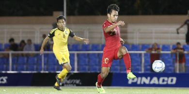 Profil Osvaldo Haay, Kuda Hitam Timnas U-22 Indonesia di SEA Games 2019