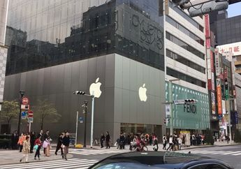 Sejumlah Apple Store Rencananya Segera Kembali Dibuka Bulan Mei