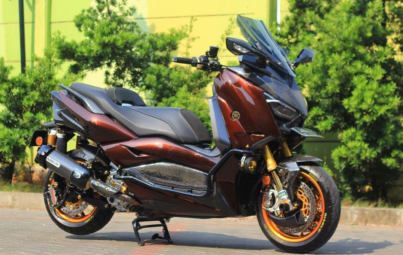 Sultannya Para Sultan Biaya Modifikasi Yamaha Xmax Hedon Sentuh