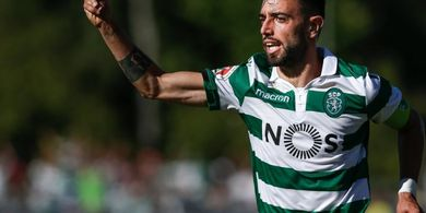Bruno Fernandes Ditunggu Gaji Rp2,6 Miliar per Pekan di Man United